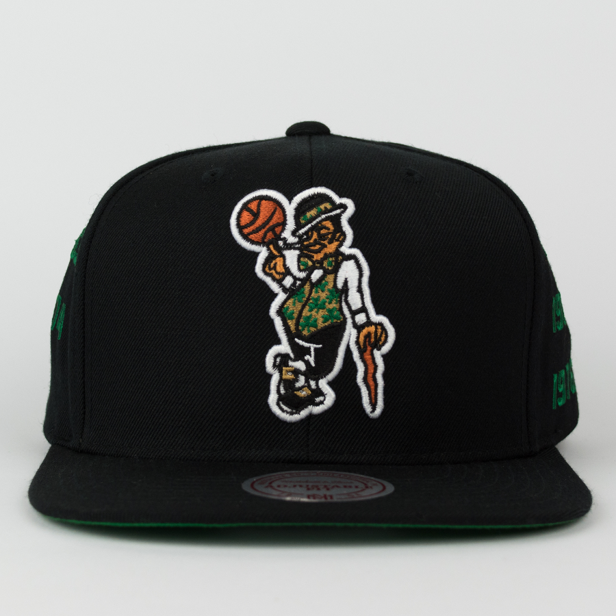 mitchell and ness boston celtics snapback championship. Black Bedroom Furniture Sets. Home Design Ideas