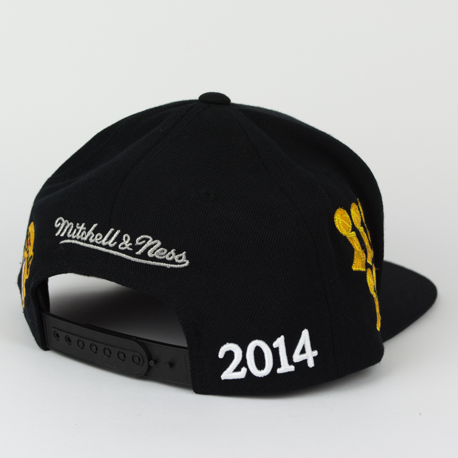 mitchell and ness snapback san antonio spurs championship. Black Bedroom Furniture Sets. Home Design Ideas