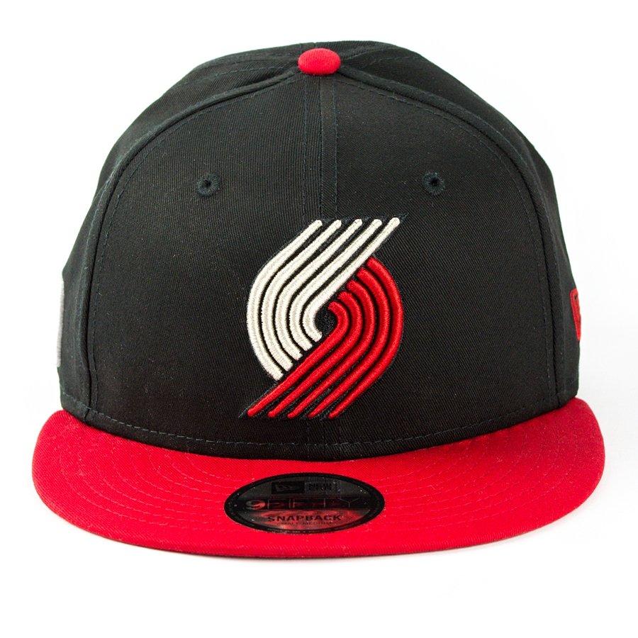 Nba Portland Trail Blazers Roster: Czapka New Era Snapback Portland Trail Blazers NBA Team
