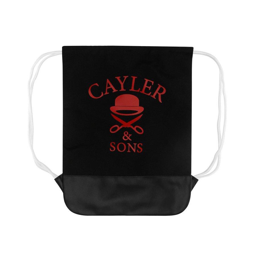 worek cayler and sons gymbag wl trust grey brands cayler and sons akcesoria worki women. Black Bedroom Furniture Sets. Home Design Ideas