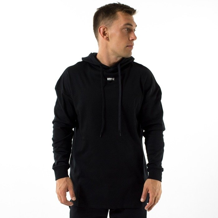 Bluza Intruz hoody No No black