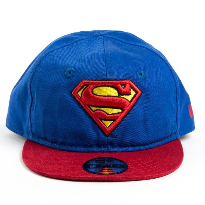 Czapka dziecięca New Era snapback Superman Hero Essential Infant 9FIFTY
