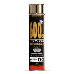MOLOTOW™ Burner Gold 600ml - 940499