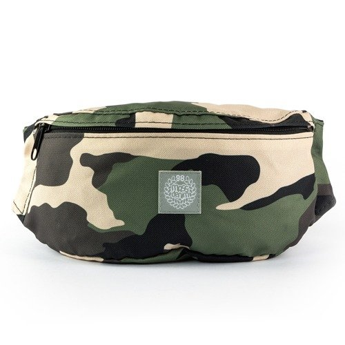 Saszetka Mass Denim hip bag Base woodland camo