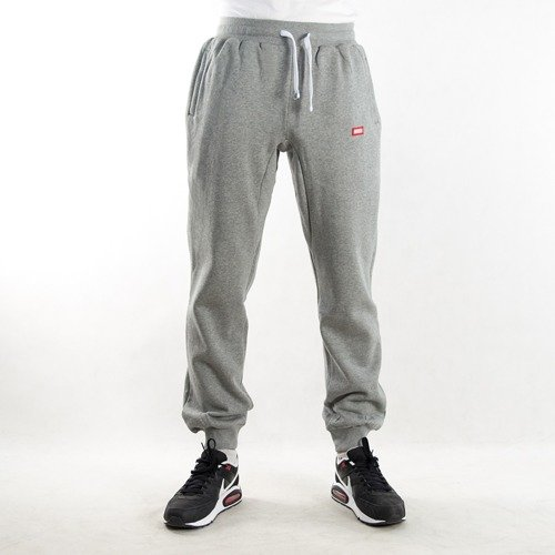 Spodnie dresowe Mass Denim sweatpants Cover light heather grey