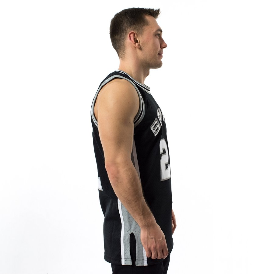 48180c851 Click to zoom · Mitchell and Ness Swingman Jersey HWC San Antonio Spurs Tim  Duncan black Click to zoom · Mitchell ...