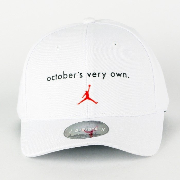 d02d00b915165 Air Jordan OVO dad cap white / gold (872841-100) TM | Caps ...