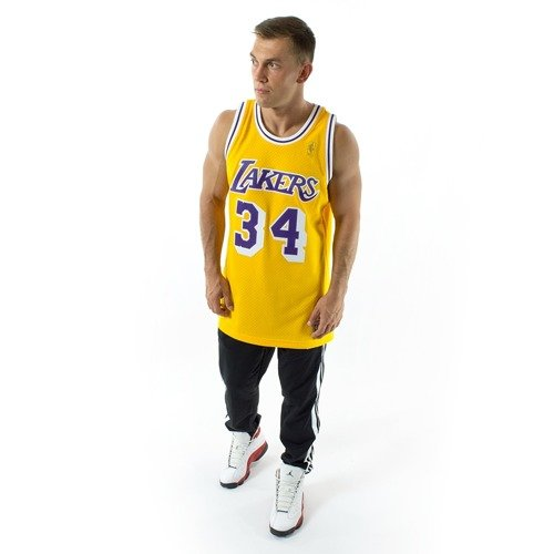 4990929f6df4 ... Mitchell and Ness Swingman Jersey HWC Los Angeles Lakers Shaquille O   Neal 1996-97 Click to zoom. 1