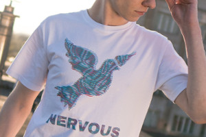 NEW BRAND ON BOARD - NERVOUS