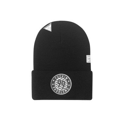 58d6d86241a Cayler and Sons Bumrush beanie Plated beanie Old School black