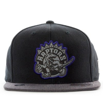 7e46db4a78a960 Mitchell and Ness snapback Reflective Duo Toronto Raptors black / grey. On  special offer