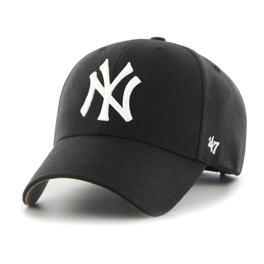 d67eb7b7d55aa 47 brand dad hat snapback MVP New York Yankees black Black