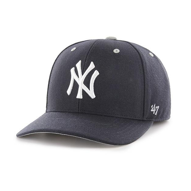44c208bef1144 ... navy New York Yankees | Caps \ Dad Cap *Women \ Caps *Men \ Caps Brand  \ 47 Brand | MATSHOP.PL - Multibrand Streetwear Store Caps Sneakers  Basketball