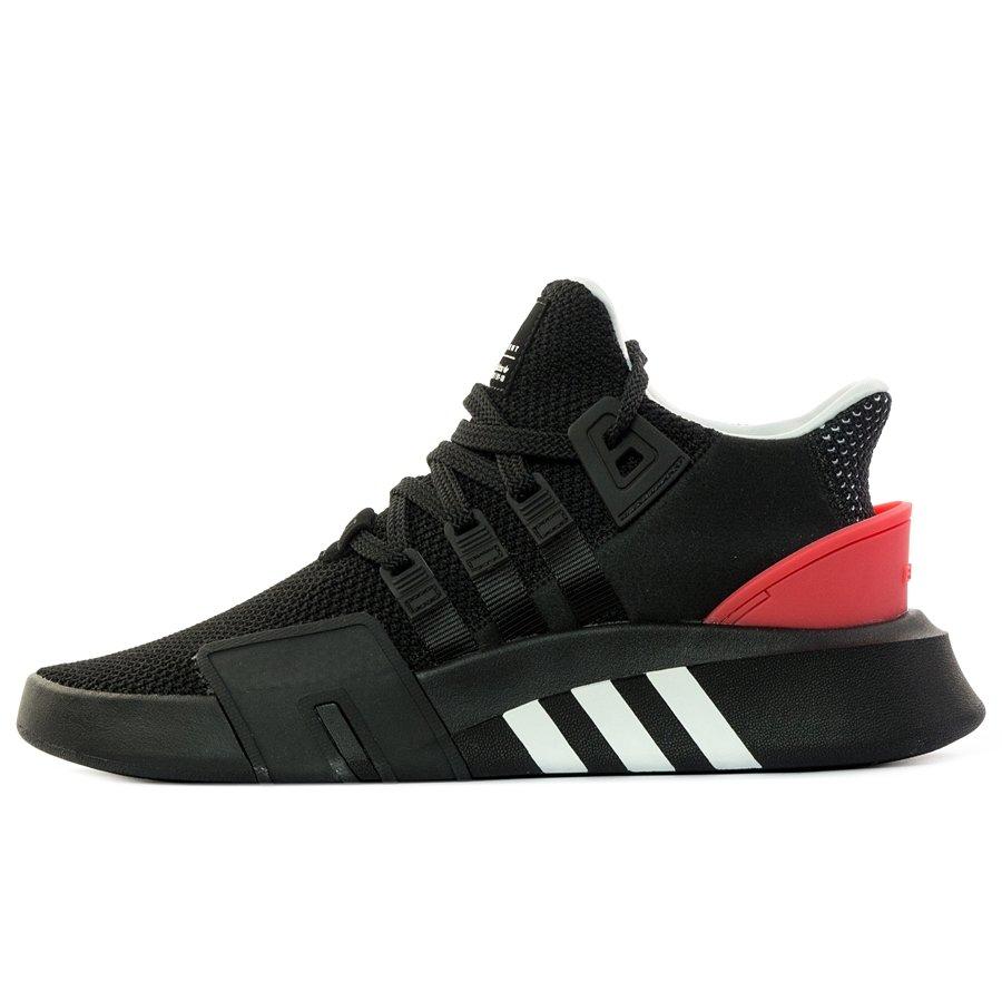 newest cf440 8bc5f Adidas Originals EQT Bask ADV core black ftwr white hi-res red ( Click to  zoom ...