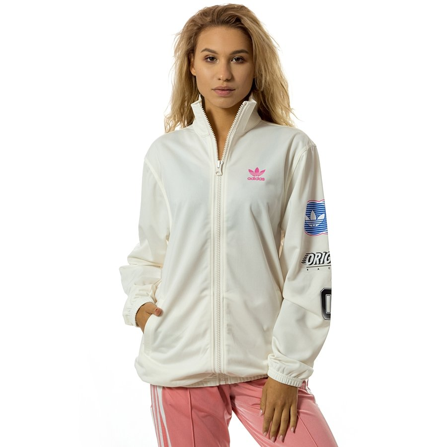 78493583757a Adidas Originals Track Top chalk white (DH4196) Click to zoom ...