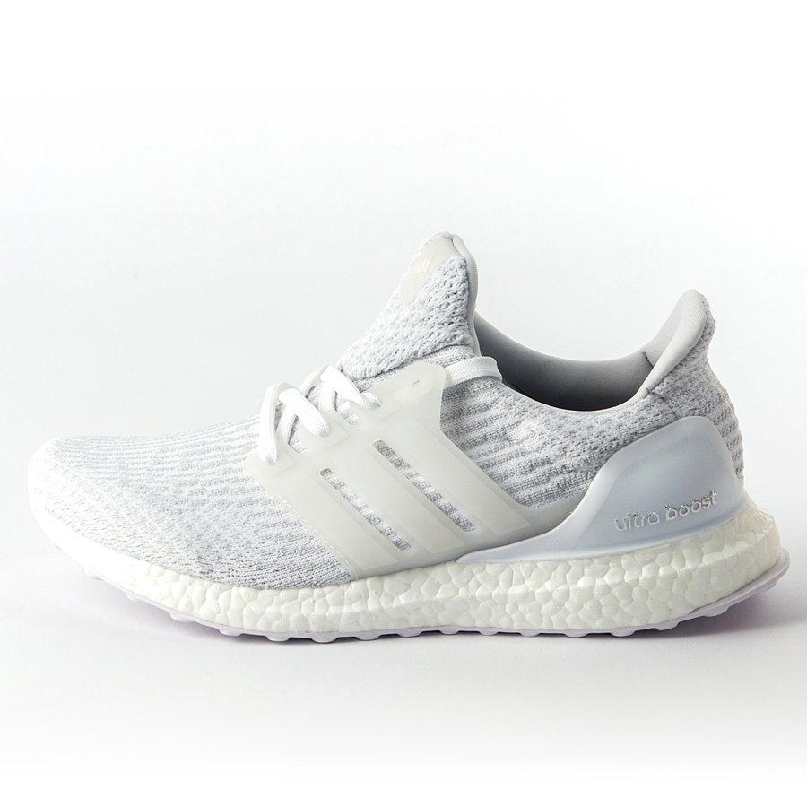 0ddfa9033cf80 Adidas Originals Ultra Boost white   running white BA8841 Click to zoom ...