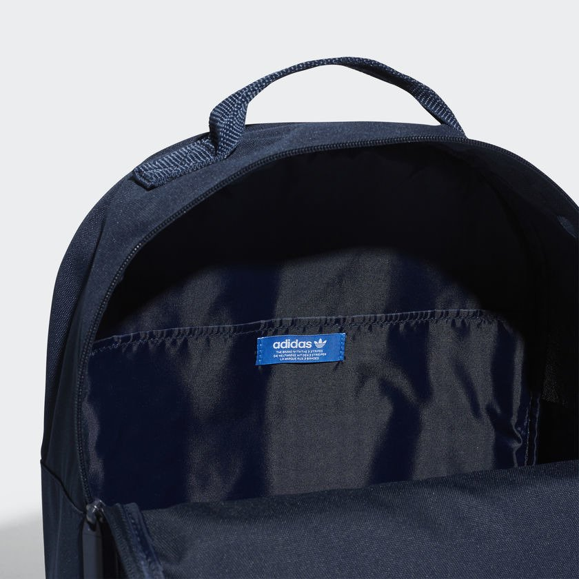 7407bf4384 ... Adidas Originals backpack BP Classic Treofil navy (BK6724) Click to  zoom ...