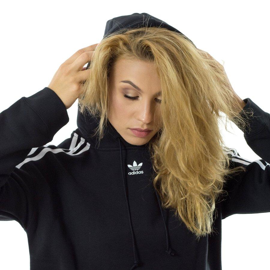 bluza damska adidas originals cropped