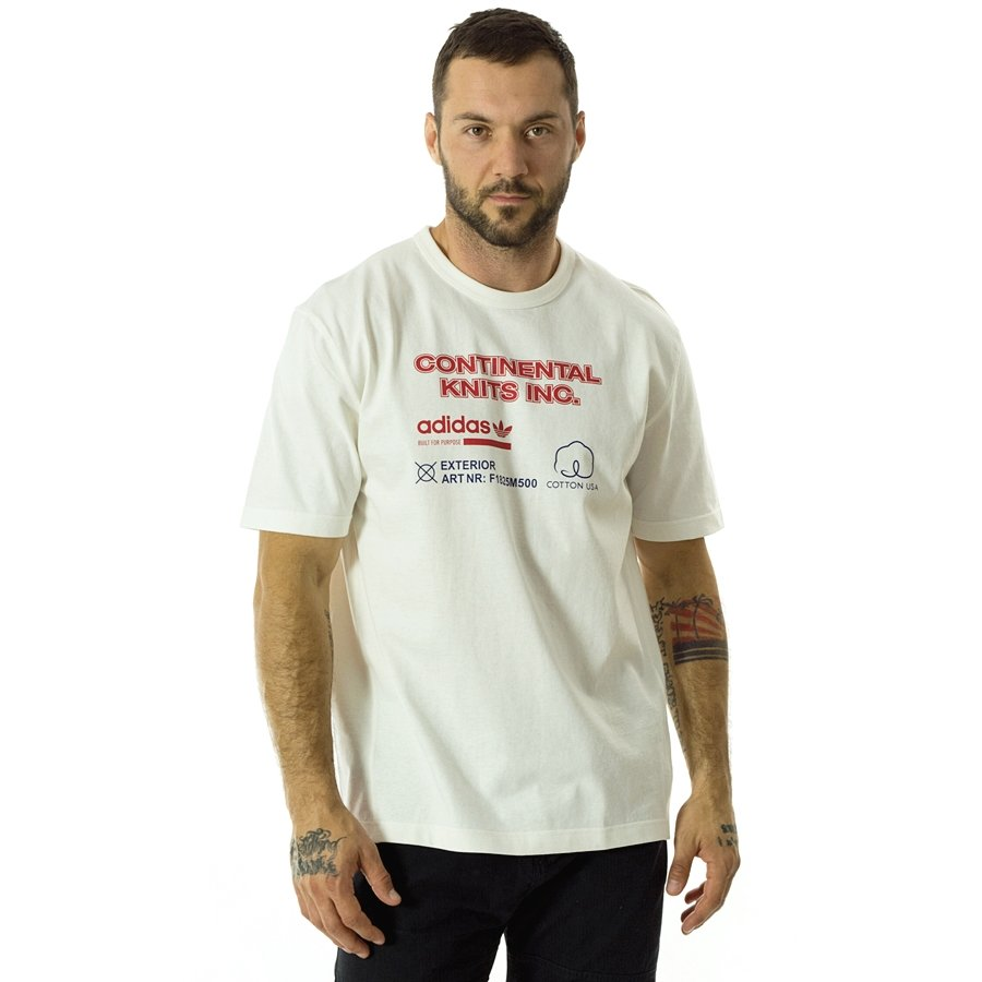 3a486bcd Adidas Originals t-shirt Kaval white (DH4943) | T-Shirts \ T-Shirts ...
