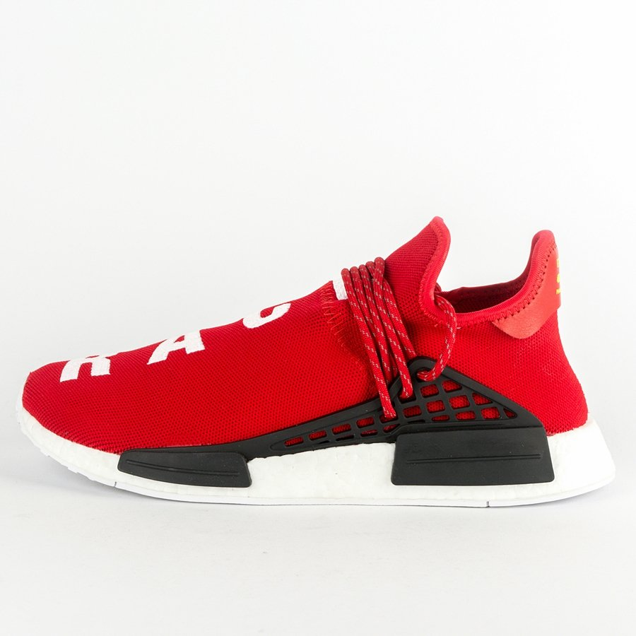 012d7c3ee6110 Adidas Originals x Pharrell Williams NMD Hu Race red (BB0616 ...