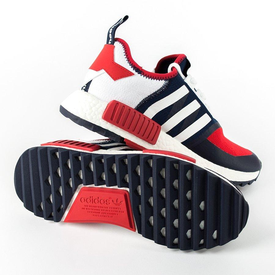 online retailer 5e7c5 abfa3 Adidas Originals x White Mountaineering NMD Trail PK collegiate navy /  footwear white BA7519