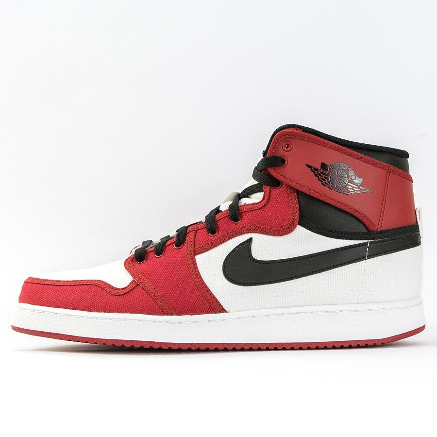 1d12930e16a Air Jordan 1 KO Chicago white   black - gym red (638471-101) Click to zoom  ...