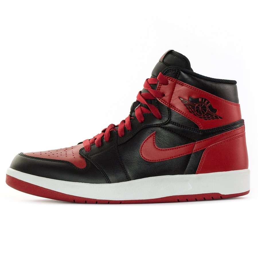86ce0e8cf1a3 Air Jordan 1 Retro High The Return black   varsity red   white (768861-  Click to zoom ...