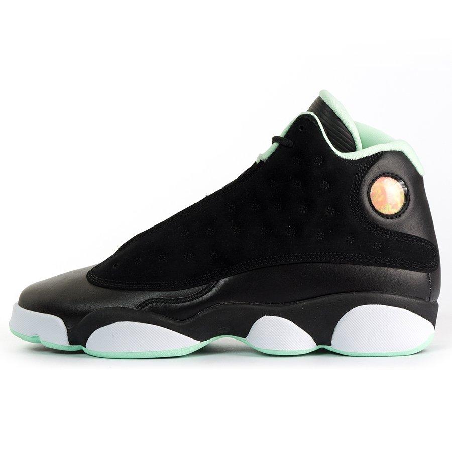 6820cd8bbe0 Air Jordan 13 Retro GG Mint Foam black (439358-015) | Sneakers \ Air ...