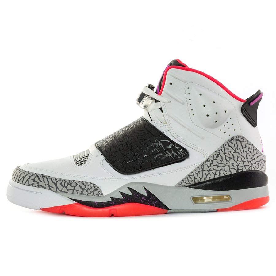 78e01c2fc7f0d1 Air Jordan Son of Mars  Hot Lava  white (512245-105)