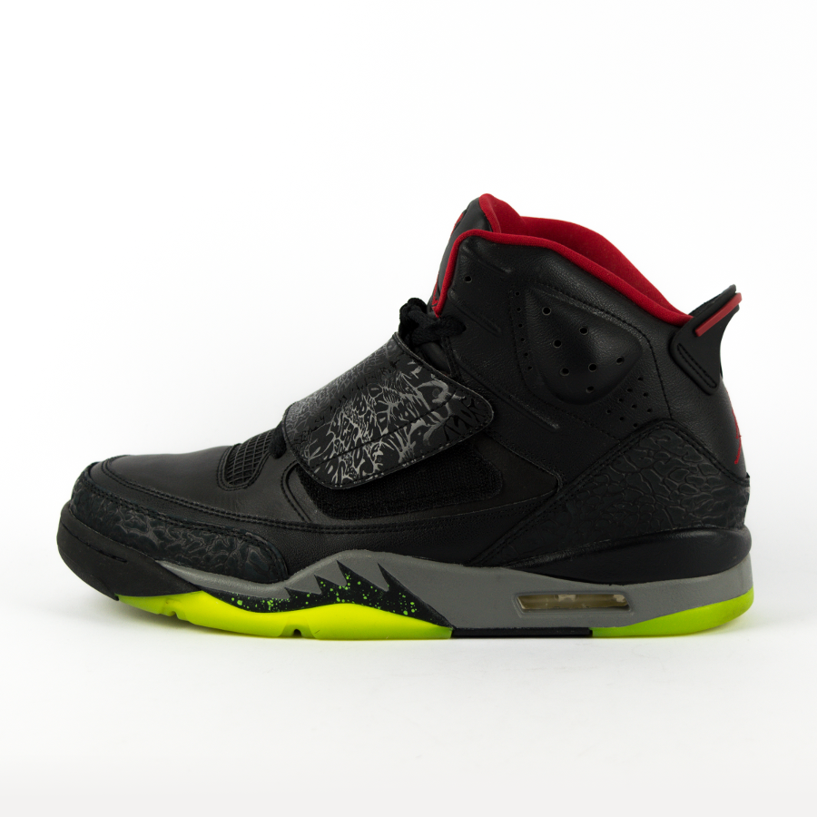 buy popular 50743 9f91a ... hot air jordan son of mars yeezy black cool grey mc 512245 006 click to  zoom