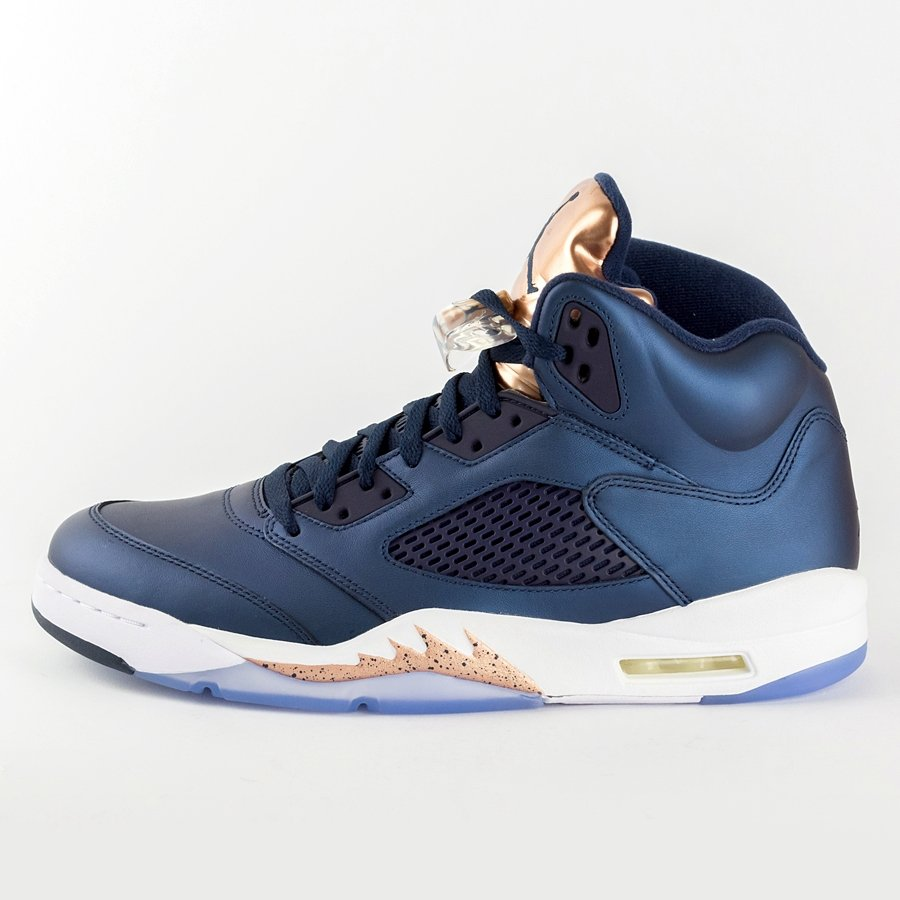brand new 68dc9 73497 Air Jordan V Retro Bronze (136027-416)