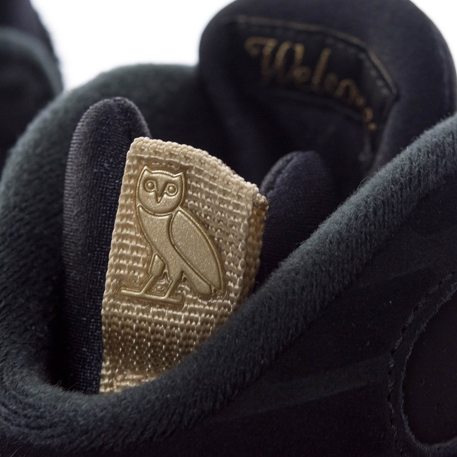 2c119522c3d Air Jordan VIII Retro OVO black (AA1239-045) | Sneakers \ Air Jordan ...