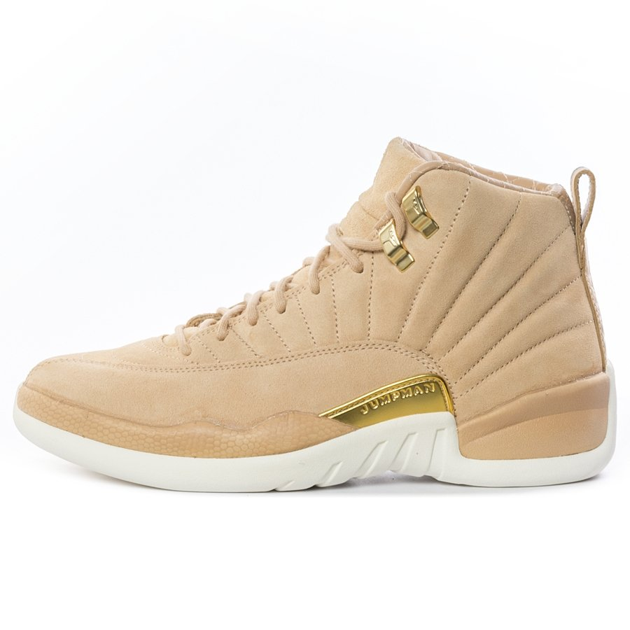 new arrival cba53 47b31 Air Jordan XII Vachetta Tan honey (AO6068-203) Click to zoom ...