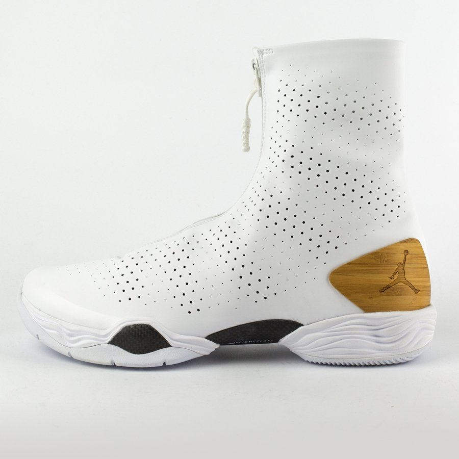 new style 9e0ee 7defa Air Jordan XX8 SYN Bamboo White / White / Bamboo (649501-100)
