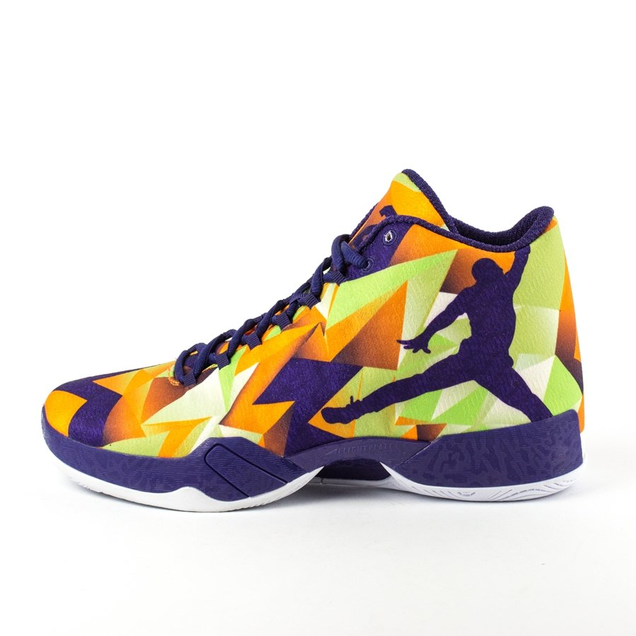 8159e172e189 Click to zoom · Air Jordan XX9 Hare Bright Mandarin - ink   white - light  posion green (695515