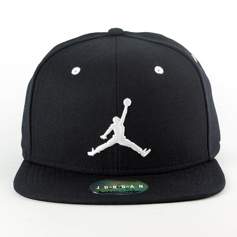 a2beae8bc79 Air Jordan snapback True Jumpman black (619360-017) Click to zoom ...