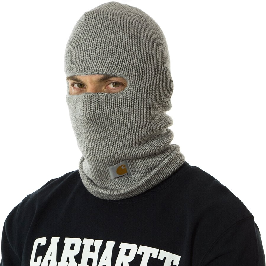 dcf5fc500286c Carhartt WIP Storm Mask grey heather Click to zoom ...