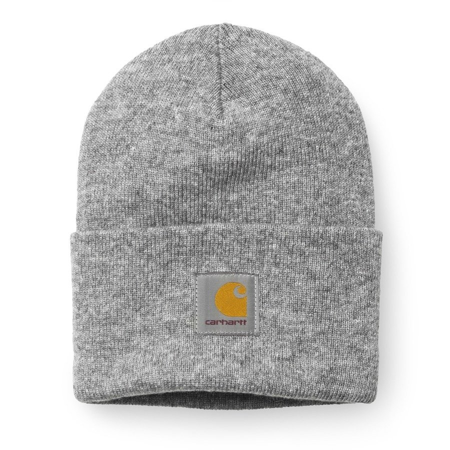 7c7eba68758 Carhartt WIP beanie Acryllic Watch Hat grey heather Click to zoom ...