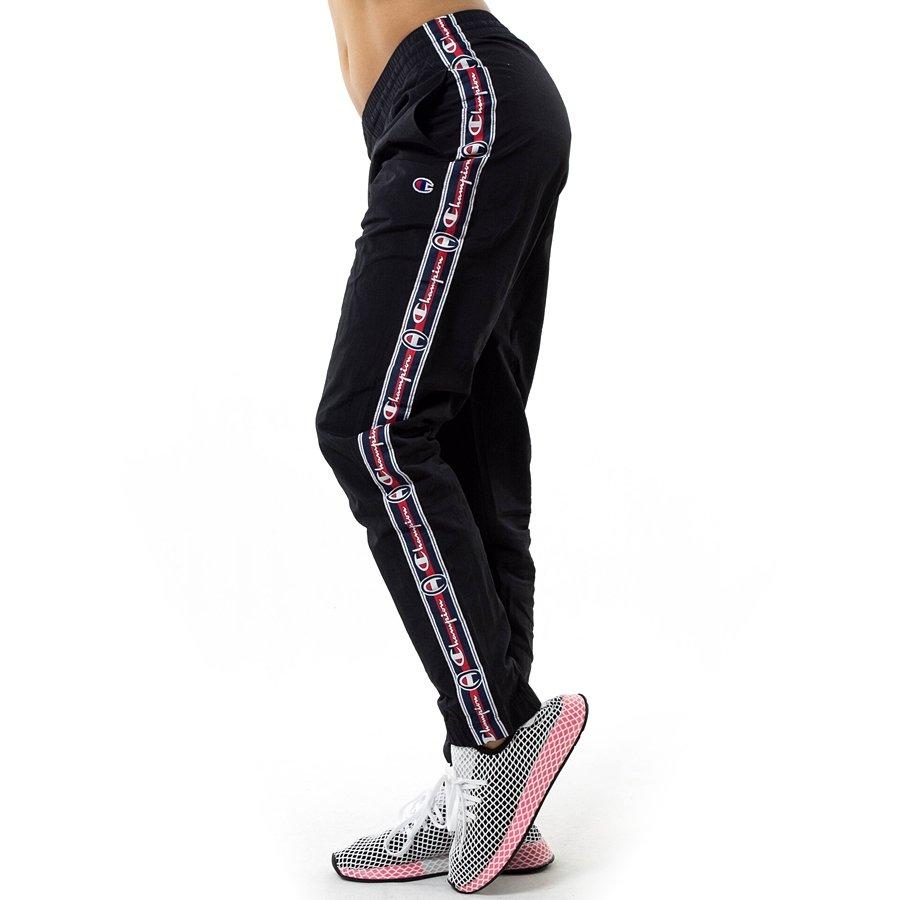 54abd54329fc3c Champion Nylon Pants black (211950/S19/KK001) | Pants \ Sweatpants ...