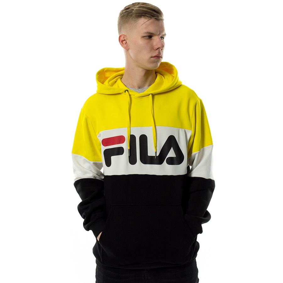 FILA + UO Basketball Cropped Hoodie Sweatshirt | Stylizacje