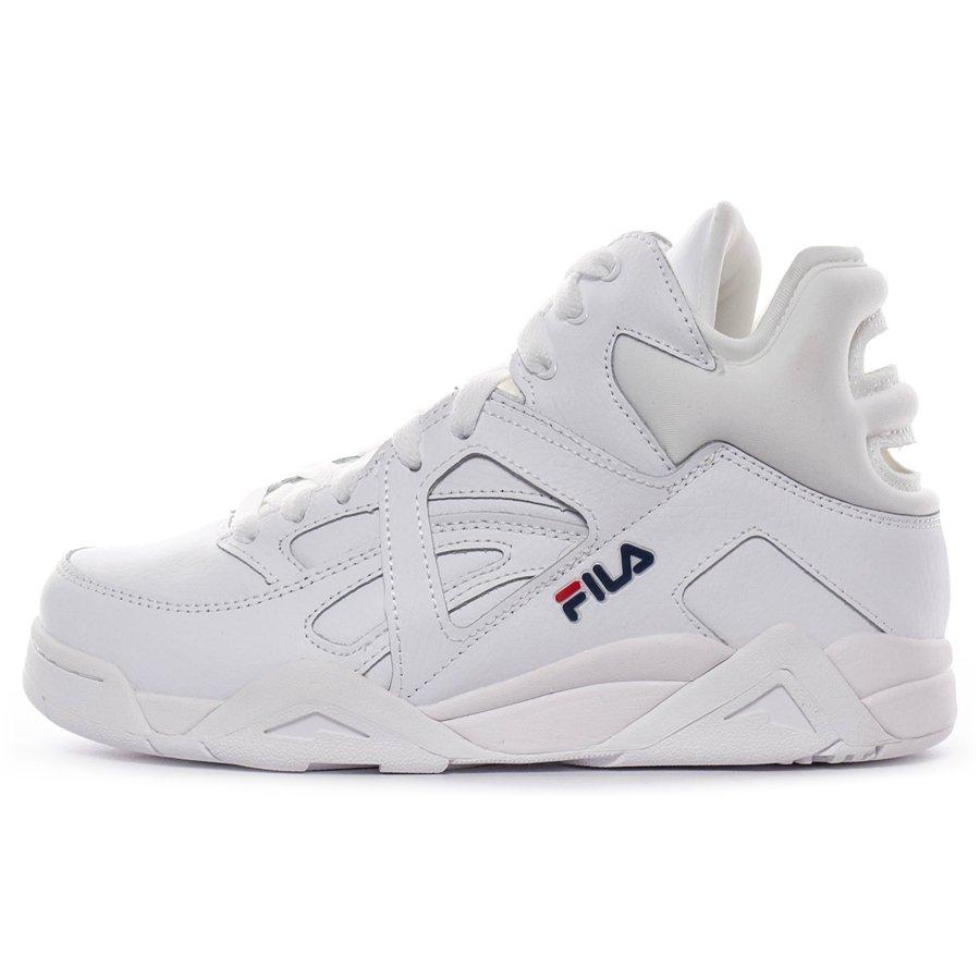 9e197ef4247 Fila Cage Mid WMNS white (1010292.1FG) | *Women \ Shoes Brand \ Fila ...