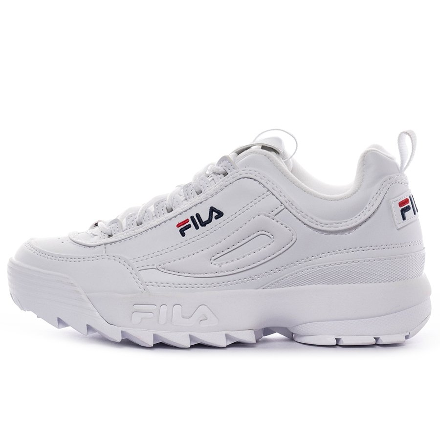 Fila Disruptor Low white (1010302.1FG)