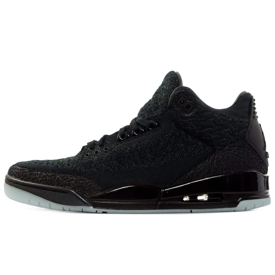 07830b981398bf Jordan 3 Retro Flyknit black (AQ1005-001) Click to zoom ...