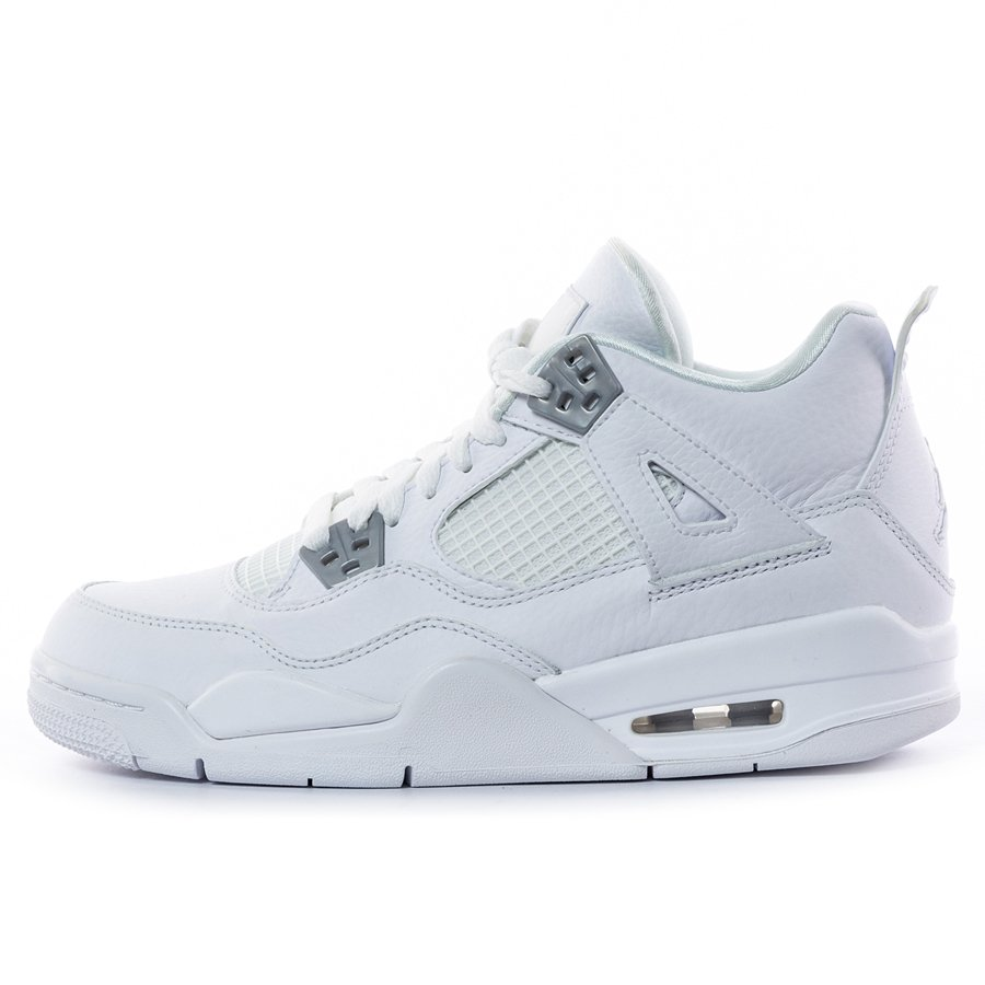 1c54ff6fac7 Jordan 4 Retro BS Pure Money white (408452-100) TM | Sneakers \ Air ...
