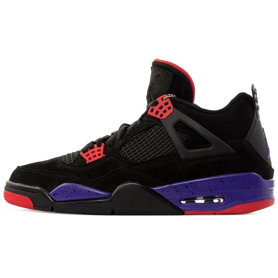 ad40bbdd6a8 Jordan 4 Retro NRG Raptors court purple red (AQ3816-065) TM Click to zoom  ...