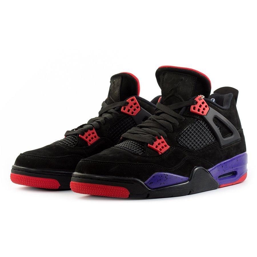 finest selection 54088 01c3c ... Jordan 4 Retro NRG Raptors court purple red (AQ3816-065) TM Click to  zoom ...