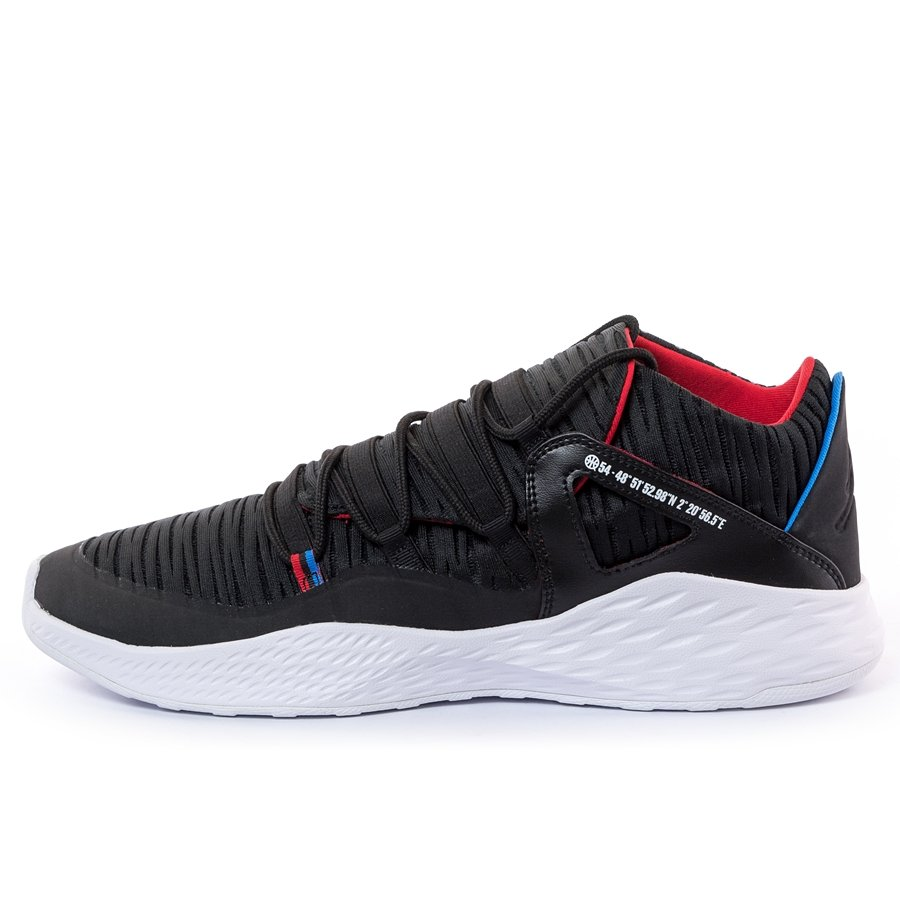 301c1603956 Jordan Formula 23 Low Q54 black / university red / italy blue (AA7201-054  Click to zoom ...