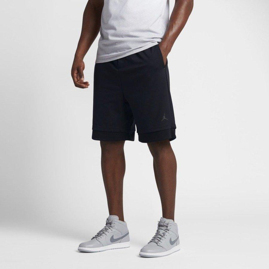 klasyczne buty sprzedawca detaliczny obuwie Jordan shorts Lux 23 black (846285-010)
