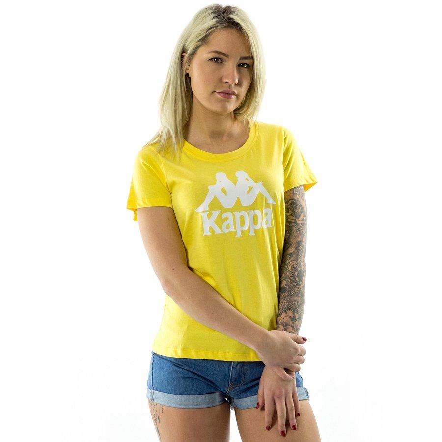 ba8e15422 Kappa t-shirt Edda aspen gold Aspen Gold | T-Shirts \ T-Shirts ...