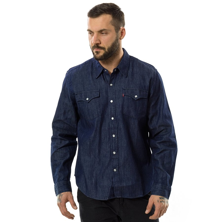 Levis Skateboarding Western Shirt rinse (56539-0000) Click to zoom ... be5bd2b8a6a